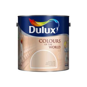 Vnútorná tónovaná farba Dulux Colours Of The World