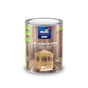 Ochrana svetlého dreva Bori laková lazúra UV extra