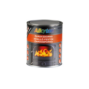 Vypaľovacia alkydová farba Alkyton žiaruvzdorný email 750°C